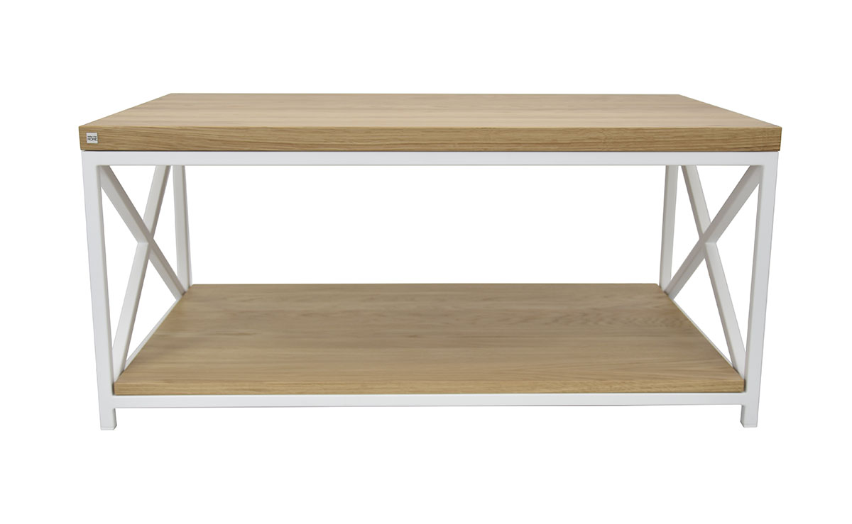 Chic Wood Coffee Table Take Me Home